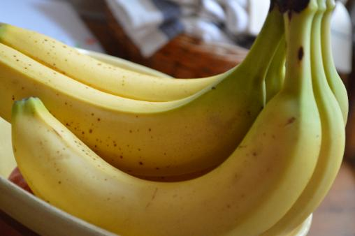 bananas lower blood pressure