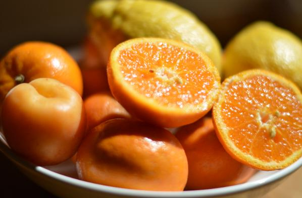 oranges help fight depression