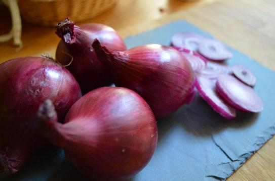 onions prevent heart disease