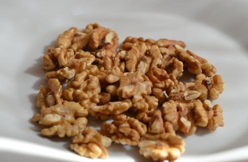 walnuts unclog arteries